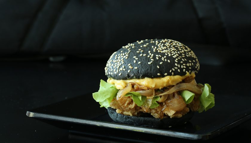 black burger 840x480 - What are Black Burgers?
